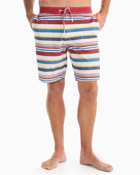 Hope Town Half Elastic Surf Short
