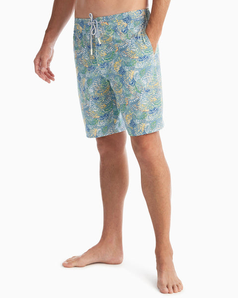Sunbury Half Elastic Surf Short