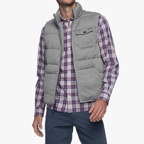 Lassiter Quilted 2-Way Zip Camper Vest