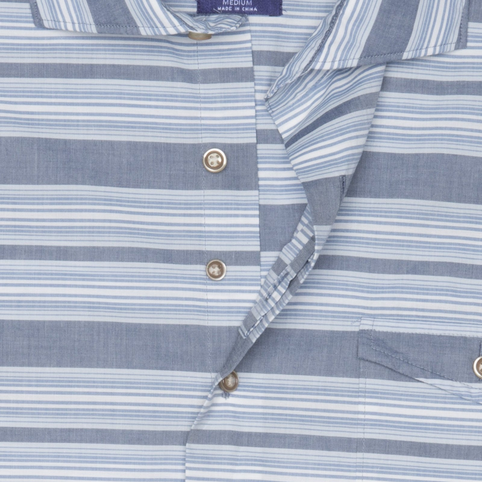 c7948e8be1c Chandler Indigo Stripe Long Sleeve Shirt – johnnie-O