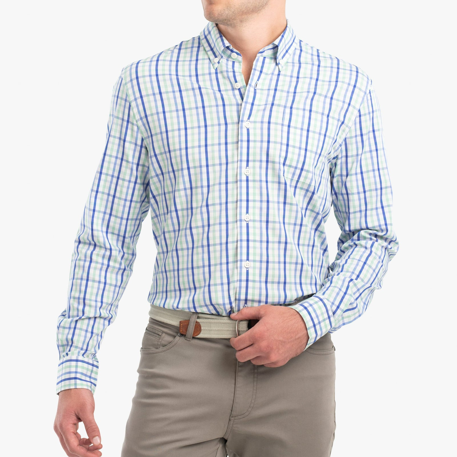 38599d831d4 Big And Tall Mens Casual Button Down Shirts