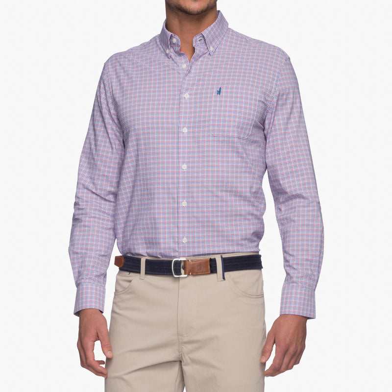 Kinston PREP-FORMANCE Button Down Shirt