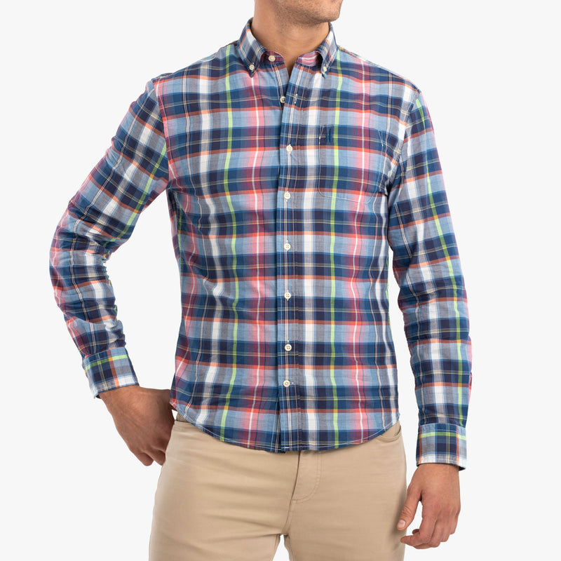 Ethan Hangin' Out Button Down Shirt