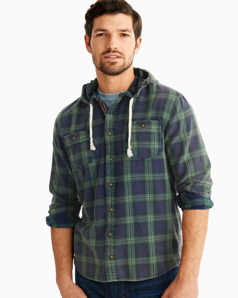 Sinclair Surflannel Shirt