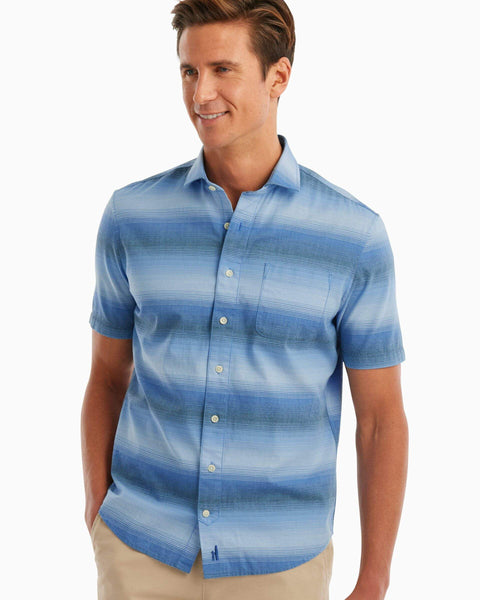 Whidbey Hangin' Out Short Sleeve Shirt