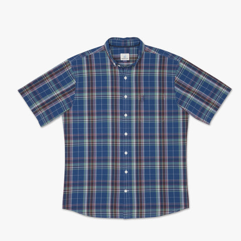 Exum Hangin' Out Short Sleeve Button Down Shirt