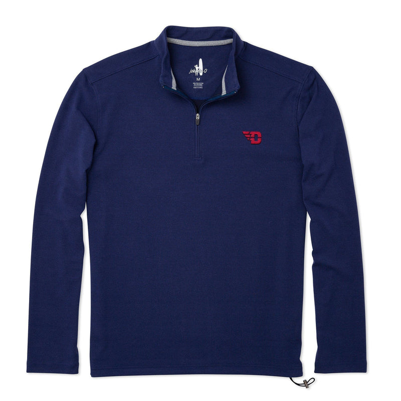 University of Dayton Brady Fleece 1/4 Zip