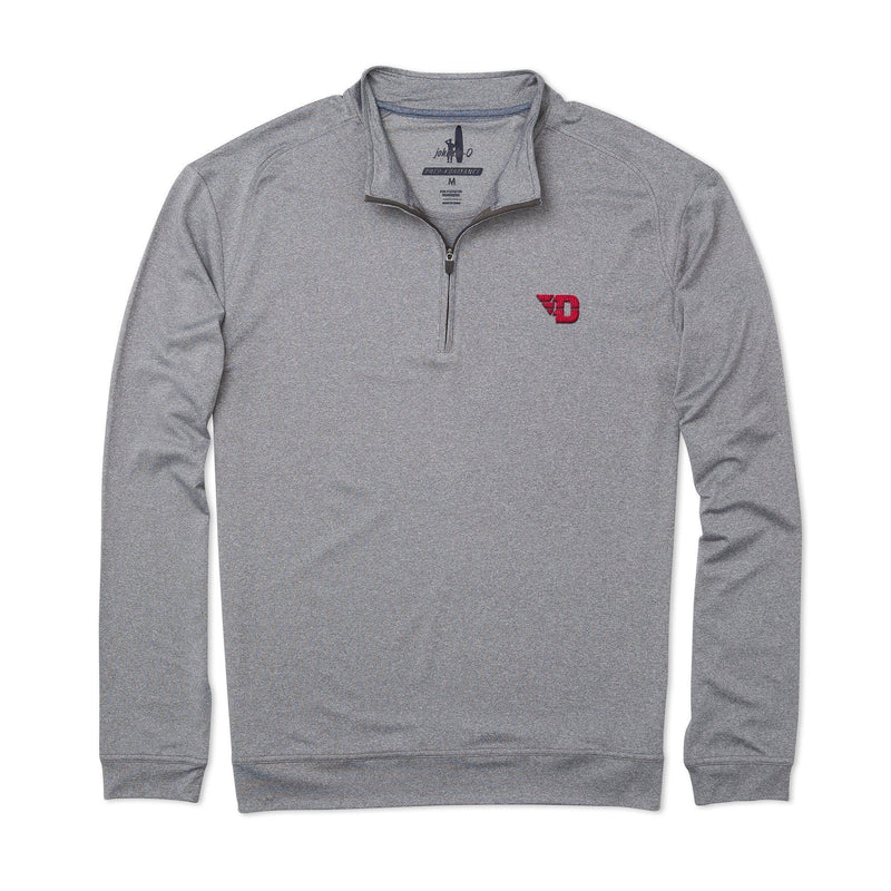 University of Dayton Flex PREP-FORMANCE 1/4 Zip Pullover