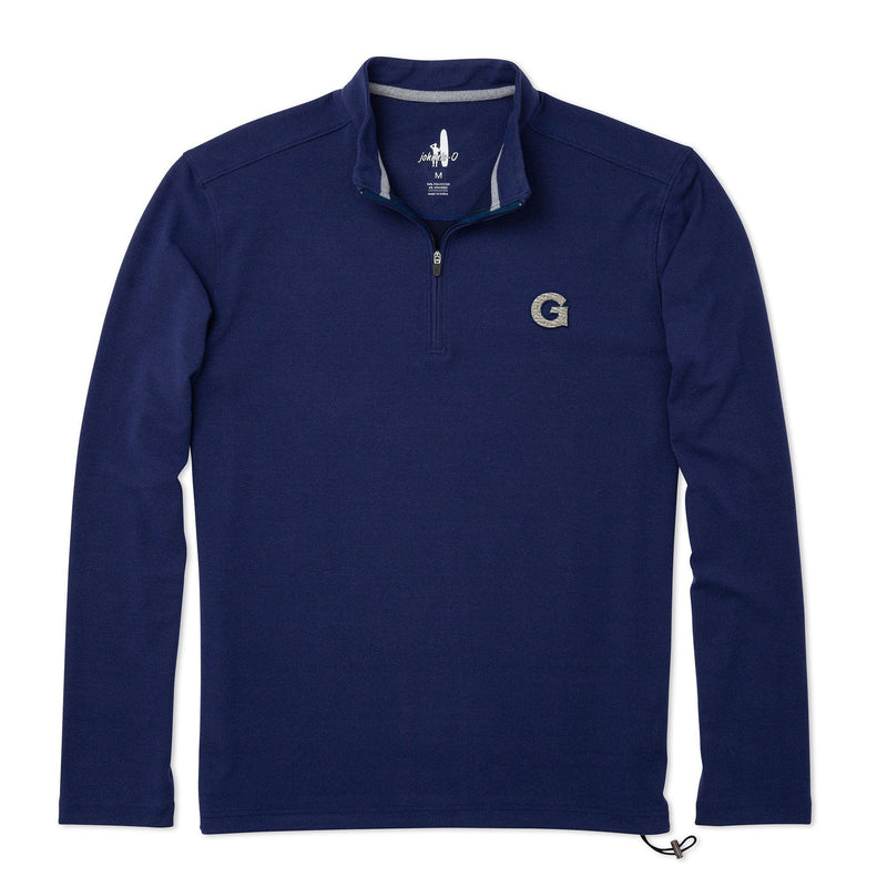 Georgetown University Brady Fleece 1/4 Zip