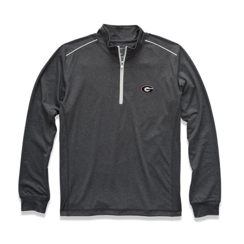 University of Georgia Lammie 1/4 Zip Pullover