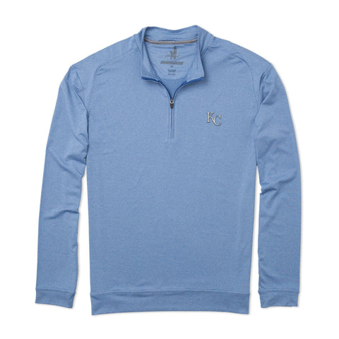 Royals Flex 1/4 Zip Pullover