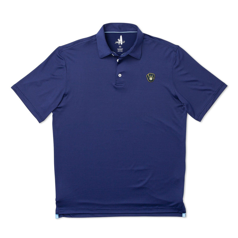 Brewers Birdie PREP-FORMANCE Polo