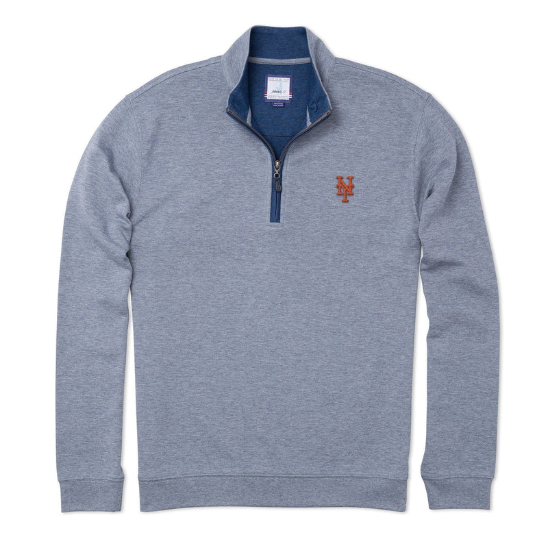 Mets Sully 1/4 Zip Pullover