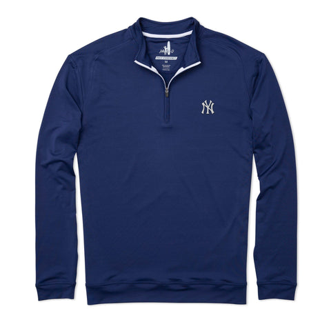 Yankees Flex 1/4 Zip Pullover