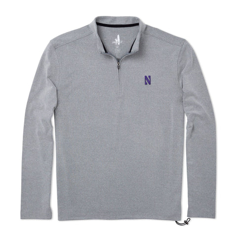 Northwestern University Brady Fleece 1/4 Zip