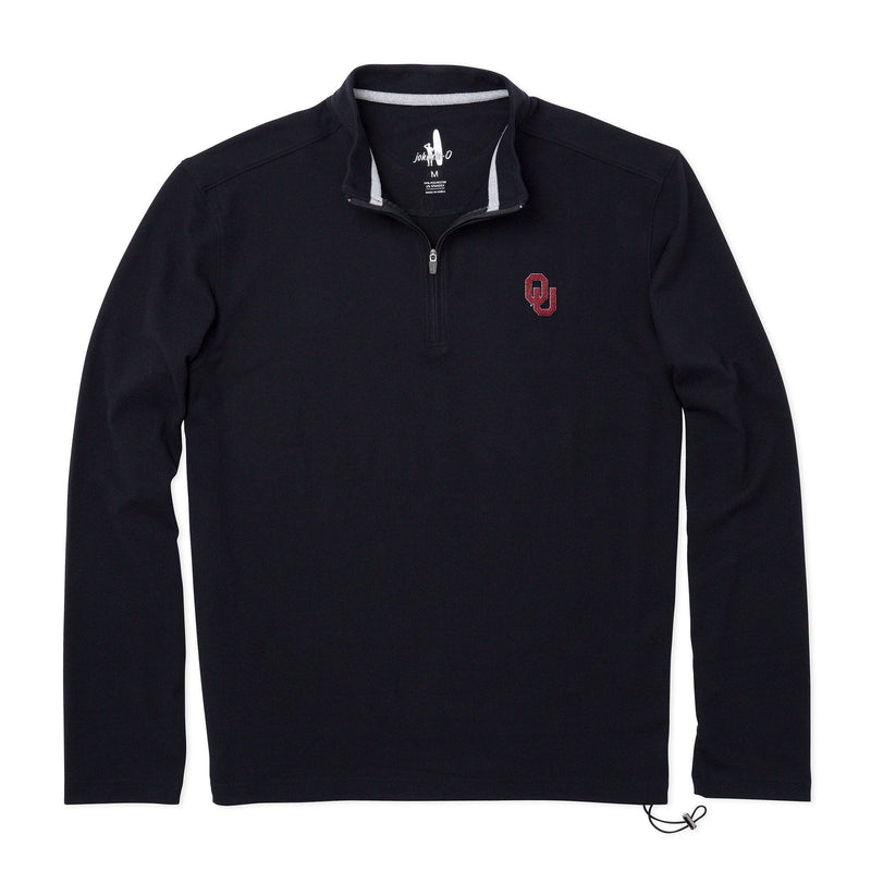 Oklahoma University Brady Fleece 1/4 Zip Pullover
