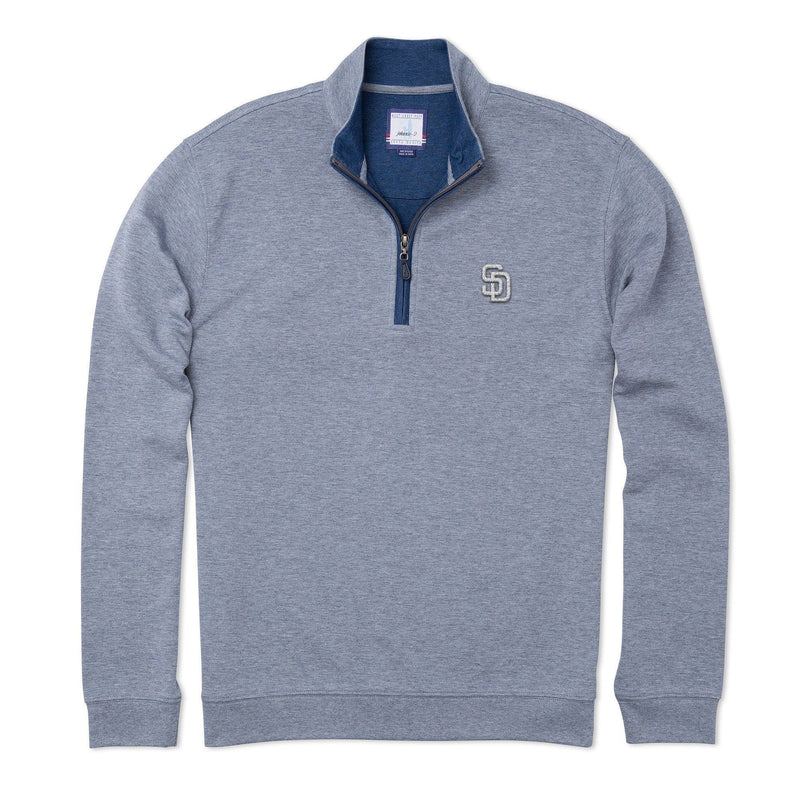 Padres Sully 1/4 Zip Pullover
