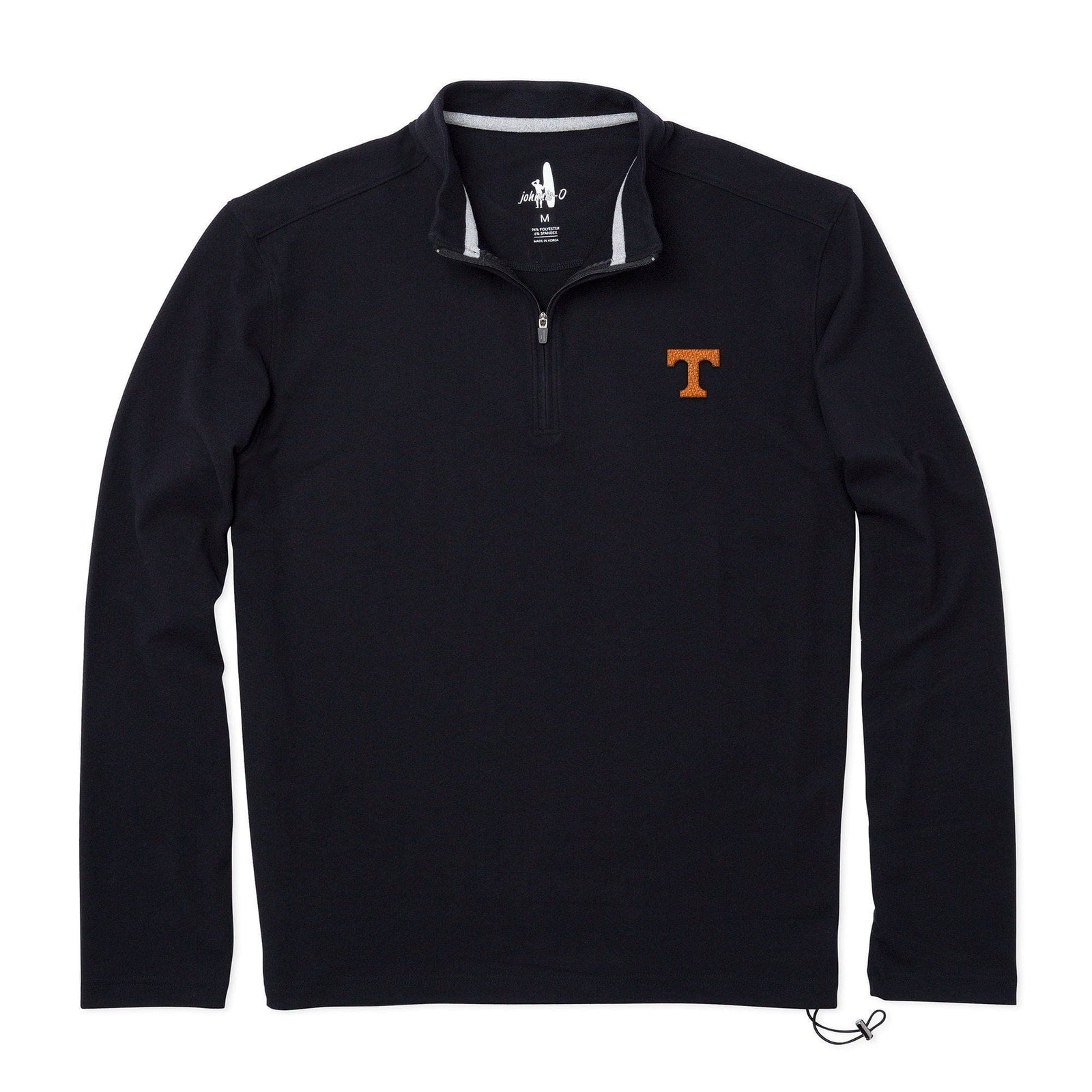 53c315fb University Of Tennessee Brady Fleece 1/4 Zip Pullover – johnnie-O
