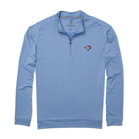Blue Jays Flex PREP-FORMANCE 1/4 Zip Pullover