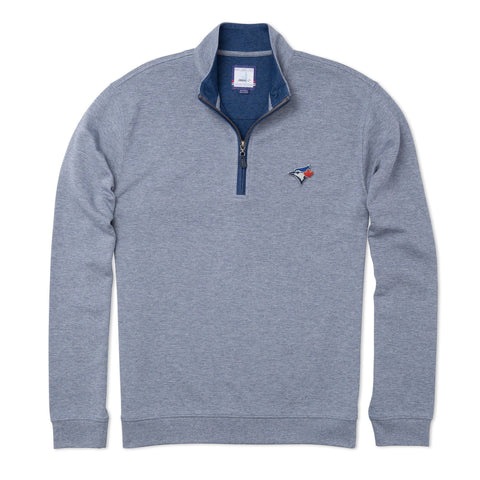 Blue Jays Sully 1/4 Zip Pullover