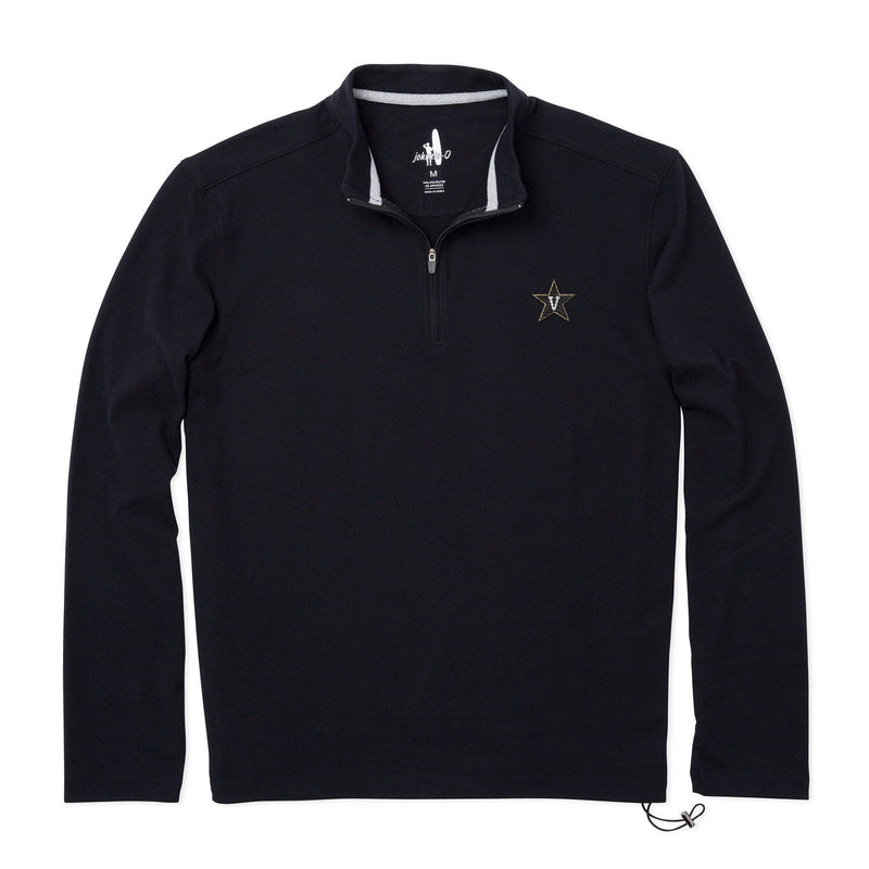 Vanderbilt University Brady Micro-Fleece 1/4 Zip Pullover