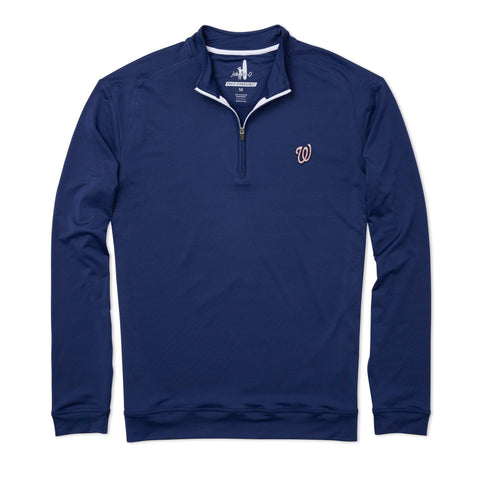 Nationals Flex 1/4 Zip Pullover