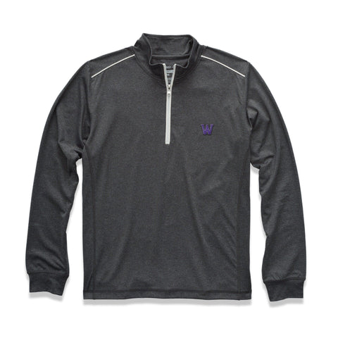 Williams College Lammie PREP-FORMANCE 1/4 Zip Pullover