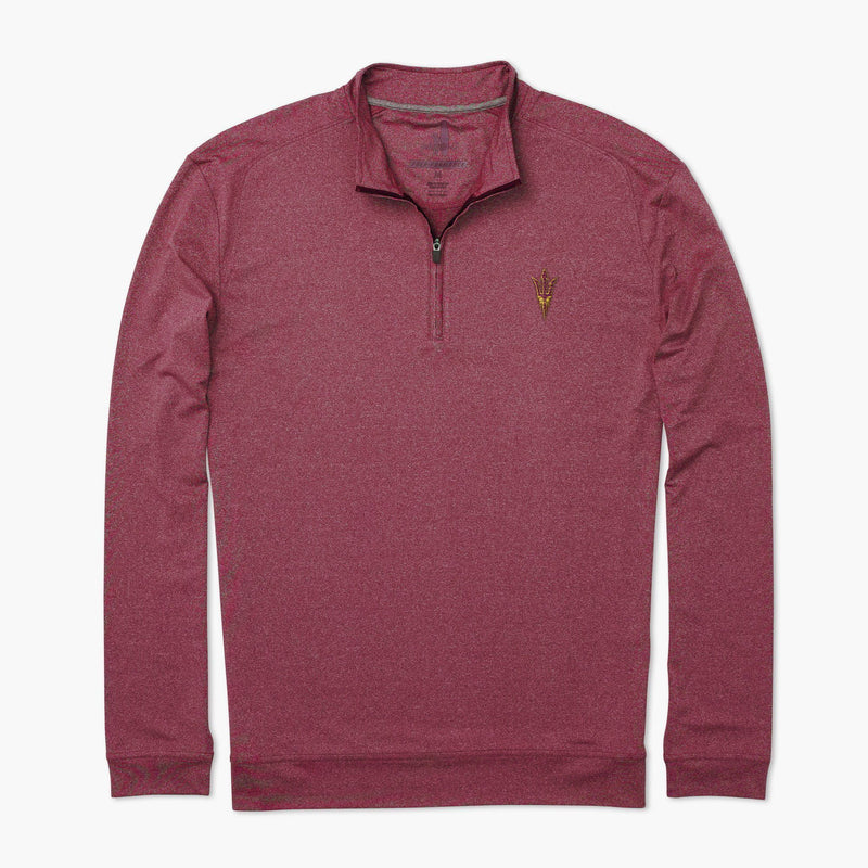 Arizona State Flex PREP-FORMANCE 1/4 Zip Pullover