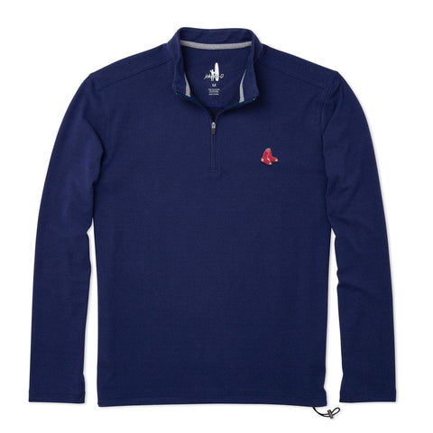 Red Sox Brady Fleece 1/4 Zip Pullover