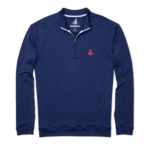 Red Sox Flex 1/4 Zip Pullover