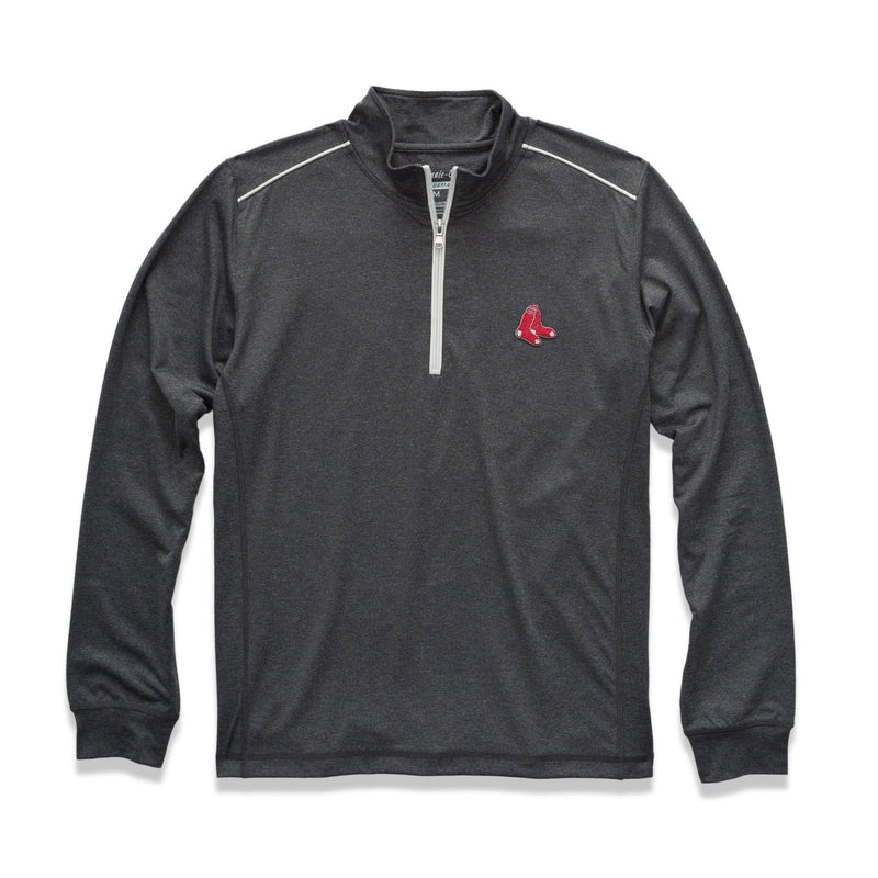 Red Sox Lammie 1/4 Zip PREP-FORMANCE Pullover