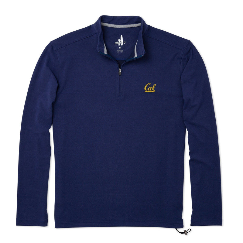 UC Berkeley Brady Fleece 1/4 Zip Pullover