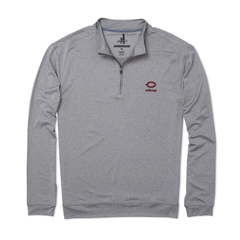 University of Chicago Flex PREP-FORMANCE 1/4 Zip Pullover