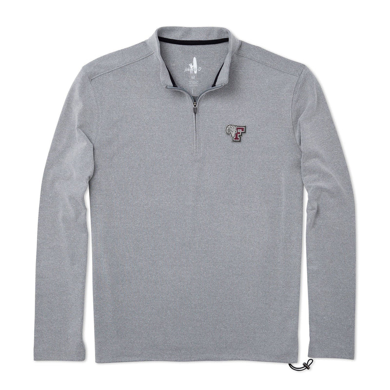 Fordham University Brady Fleece 1/4 Zip Pullover