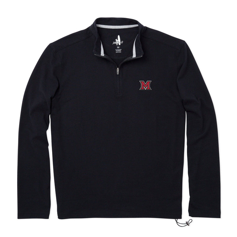 Miami University Brady Fleece 1/4 Zip Pullover