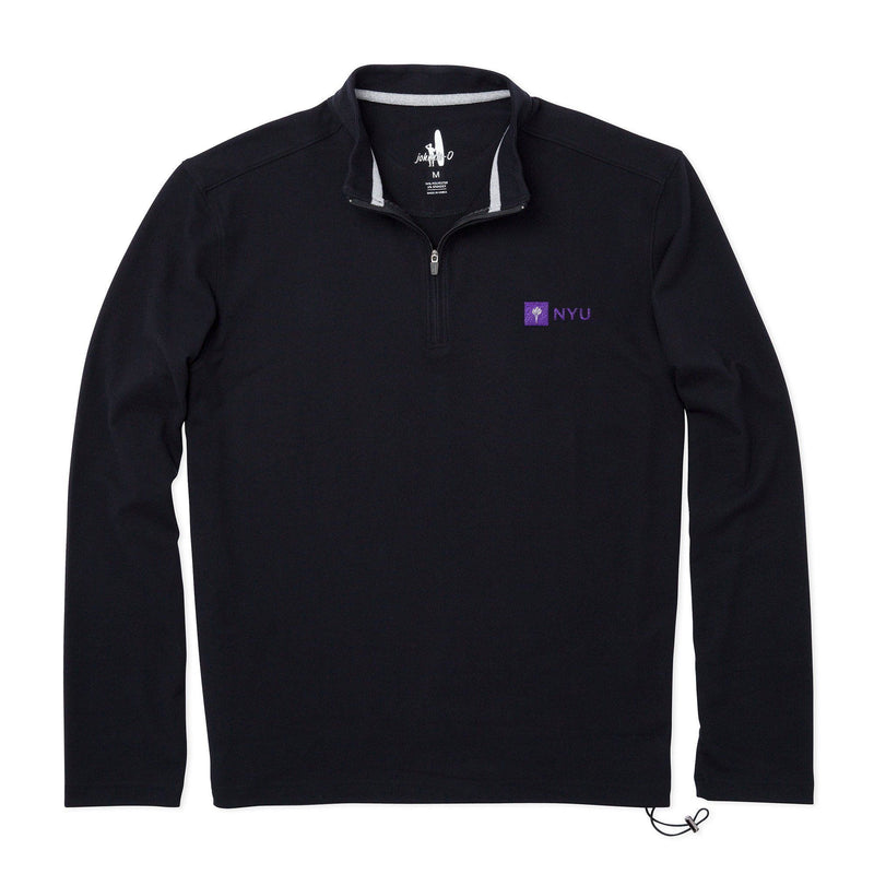 New York University Brady Fleece 1/4 Zip Pullover
