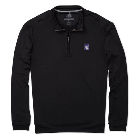 Northwestern University Flex PREP-FORMANCE 1/4 Zip Pullover