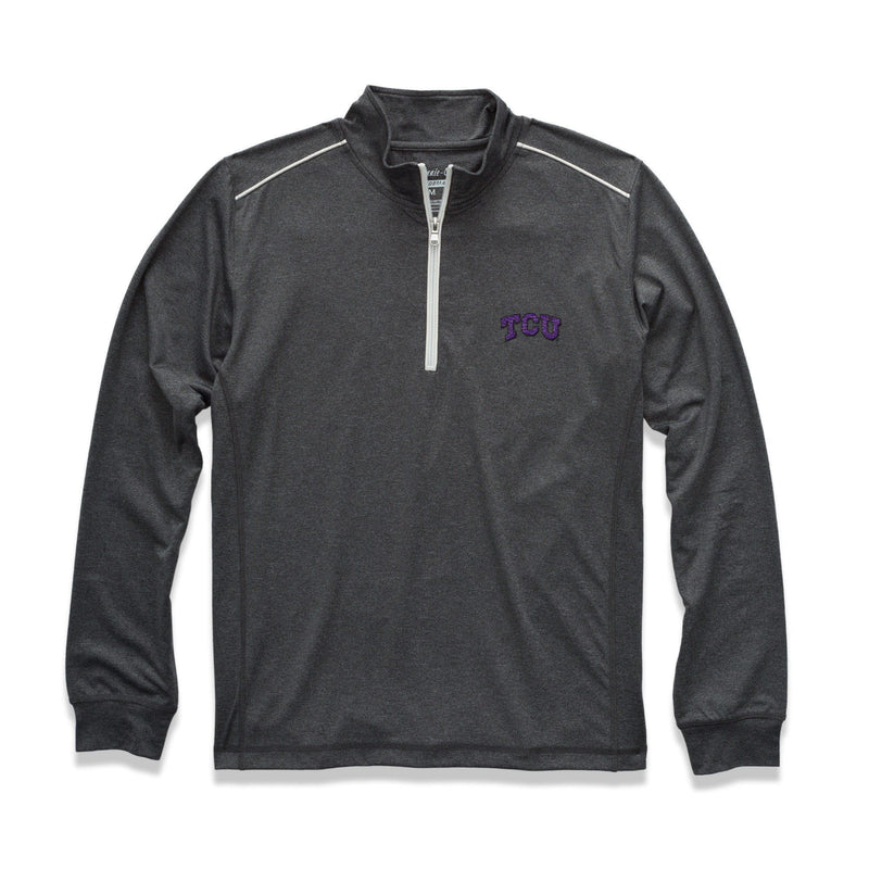 Texas Christian University Lammie 1/4 Zip PREP-FORMANCE Pullover