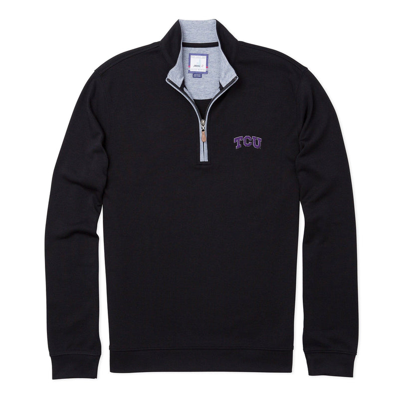 Texas Christian University Sully 1/4 Zip Pullover