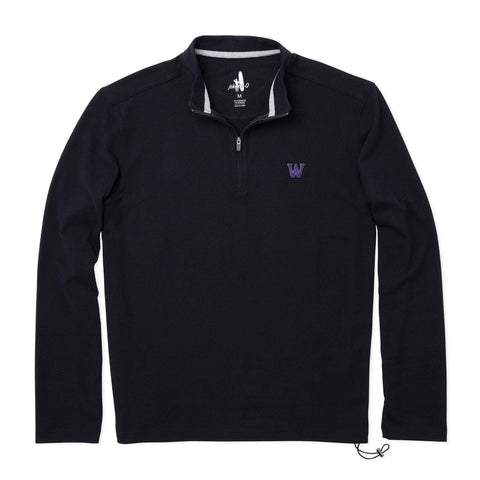 Williams College Brady Fleece 1/4 Zip Pullover