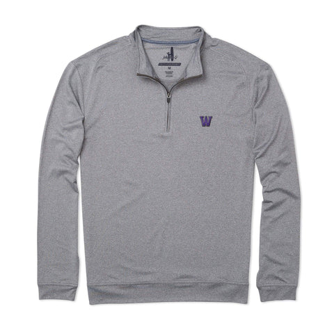 Williams College Flex PREP-FORMANCE 1/4 Zip Pullover