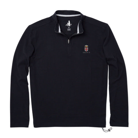 Brown University Brady Fleece 1/4 Zip Pullover