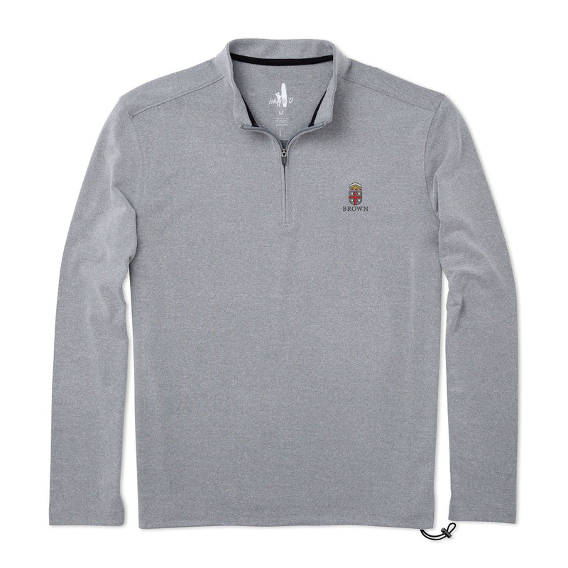 Brown University BradyFleece 1/4 Zip Pullover