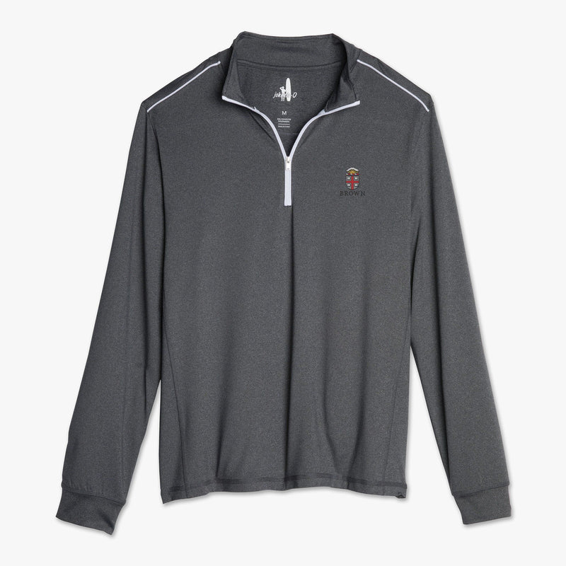Brown University Lammie 1/4 Zip PREP-FORMANCE Pullover