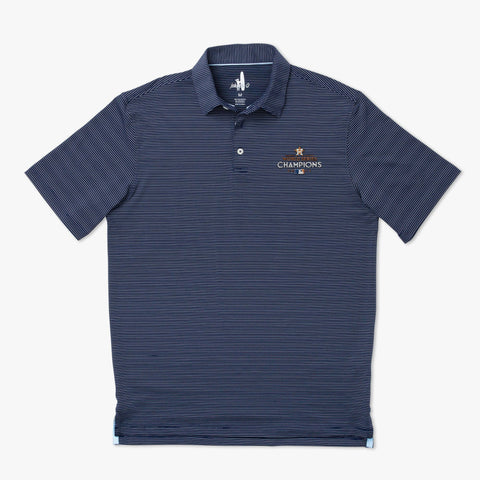 Astros 2017 World Series Champs Albatross PREP-FORMANCE Polo
