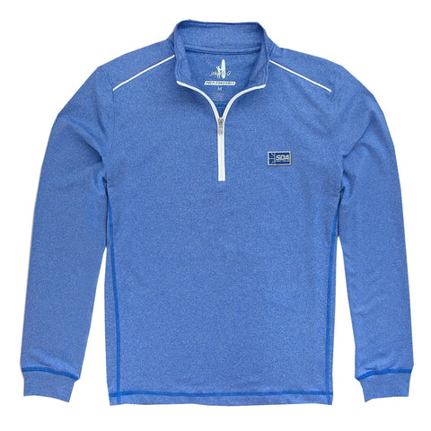 Squash Doubles Association Lammie 1/4 Zip PREP-FORMANCE Pullover