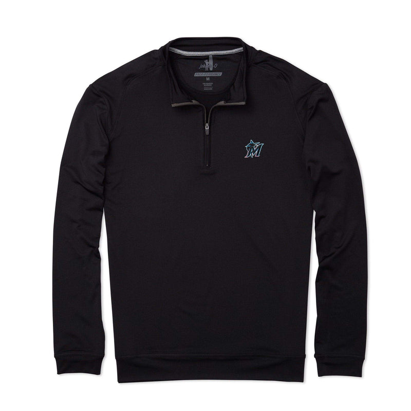 Marlins Flex PREP-FORMANCE 1/4 Zip Pullover
