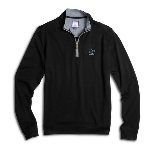 Marlins Sully 1/4 Zip Pullover