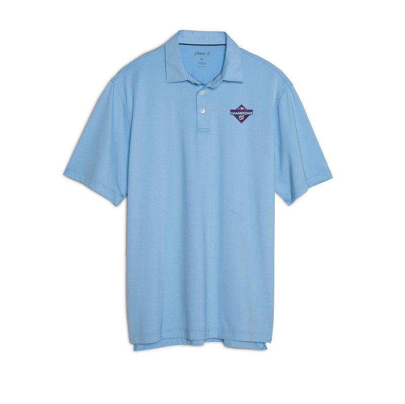 Nationals 2019 World Series Birdie Prep-Formance Polo