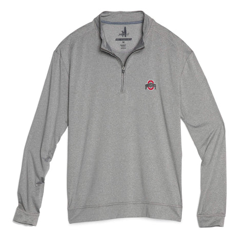 Ohio State University Flex PREP-FORMANCE 1/4 Zip Pullover